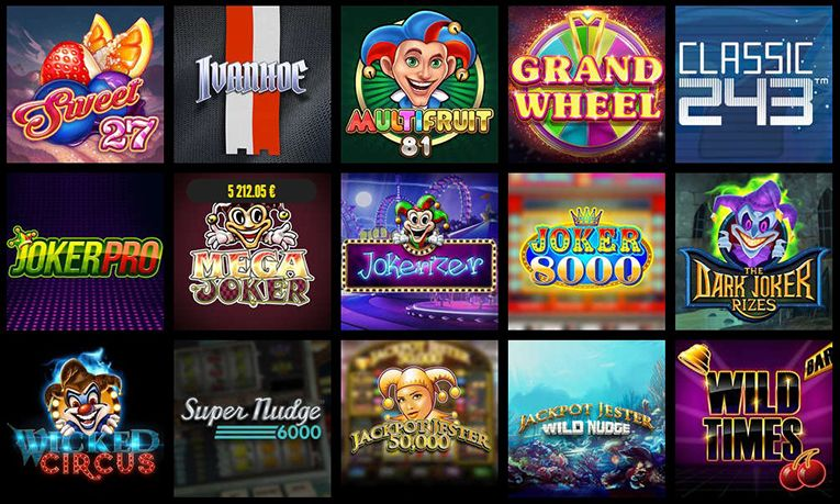 UK Rizk Casino Slotgames 1