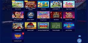 Some All Slots casino games