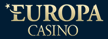 A big image of the Europa Casino logo