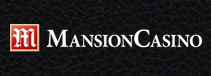 This picture shows the bigger Mansion Casino logo